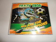 Cd   Crazy Frog  – We Are The Champions