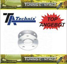 TA Technix Spurverbreiterung Distanzscheiben 10mm (2x5mm) Ford Volvo LK5x108