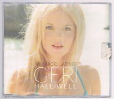 GERY HALLIWELL SPICE GIRLS ME CHICO LATINO CD SINGOLO SINGLE cds