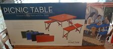 Picnic Time Picnic Table – Brand New