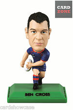 2009 Select NRL STARS COLOR FIGURINE NO.22 Ben Cross (Knights)