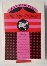 Vintage 1963 My Life In Jazz By Max Kaminsky First Edition US Book 242 Pages