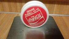 Coca Cola Genuine Russell Championship YoYo,70's made in phippines,new!