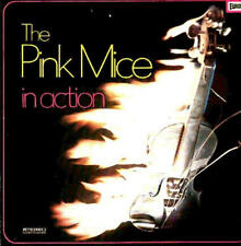 """12"""" The Pink Mice In Action (Hard Rock mit Klassik) Europa E 456"""