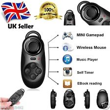 Mini Inalámbrico Bluetooth Controlador Remoto Game Pad para IOS iPhone iPad Tablet VR