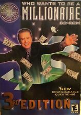 Who Wants to be a Millionaire 3rd Edition - PC/Mac, New Windows 95, Mac OS X