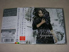 SARAH BRIGHTMAN a winter symphony+3 Japan CD THICK CASE