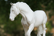 Shire Horse Resin Model Horse McDermott Collecta Sculpture Figurine