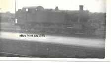 GWR/BR(WR) Prarie Tank Steam Locomotive Photo