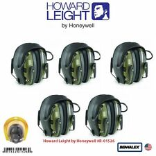 Howard Leight (Box of 5) Impact Sport Electronic Earmuffs #R-01526_5