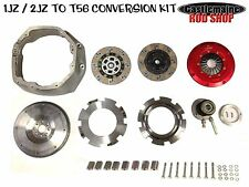 TOYOTA 1JZ 2JZ BELLHOUSING TREMEC T56 6 SPEED CONVERSION LS1 TURBO