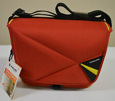 VANGUARD Pampas II 22 RD Shoulder Bag for Basic DSLR (Red)