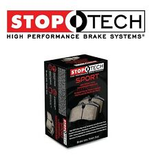 NEW Dodge Viper 1992-2002 Front Brake Pads Set StopTech Sport 30905920