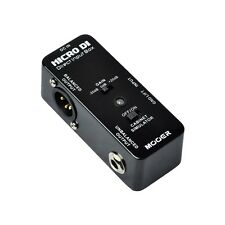 New Mooer Micro DI Direct Input Box Micro Guitar Effects Pedal!!