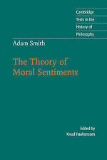 """""""The Theory of Moral Sentiments"""" *NEW* by Adam Smith (Paperback, 2002)"""