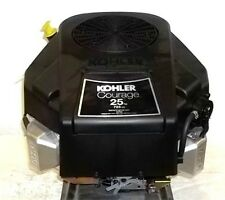 "Kohler Courage V-Twin 25 HP Vertical Engine 1"" x 3-5/32"" #SV730-3053"