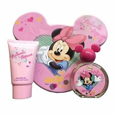 MINNIE MOUSE Disney ~ 2 pc Kids Girls Gift Set 1.7 oz 50 ml EDT ~ Perfume NIC !