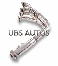STAINLESS EXHAUST 2.5'' MANIFOLD 4-2-1 TA FITS HONDA INTEGRA DC2 TYPE R B18