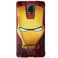 Coque Marvel The Avengers Iron Man pour Samsung Galaxy Note 4