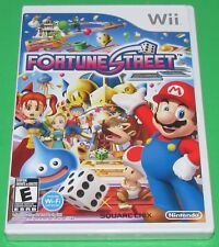 Fortune Street Nintendo Wii Factory Sealed!
