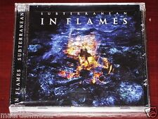 In Flames: Subterranean CD 2005 Bonus Tracks Candlelight USA CDL0219CD NEW