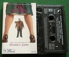 Only the Lonely OST Maurice Jarre Cassette Tape - TESTED