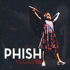 PHISH-VEGAS 96 (BONUS DVD) (LTD) (RMST) (BOX) CD NEW