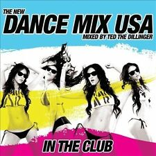 Various Artists Dance Mix USA: In The Club CD