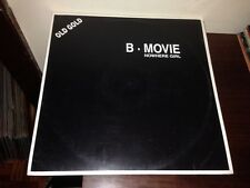 "B MOVIE - NOWHERE GIRL 12"" MAXI REISSUE SPAIN 1997"