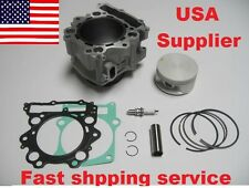 New Yamaha Raptor660 Cylinder Piston Gasket Kit 102mm 686cc Big Bore 2001-05