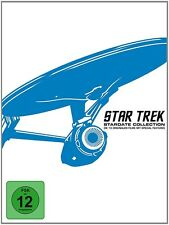 STAR TREK I-X STARDATE COLLECTION  10 BLU-RAY NEU