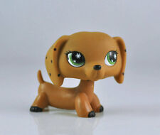 Pet Dachshund Dog Collection Child Girl Boy Figure Littlest Toy Loose LPS821