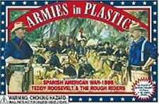 Armies In Plastic AIP 1/32nd Spanish American War 1898 Rough Riders  5414 NEW!