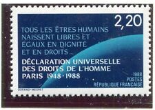 FRANCE TIMBRE NEUF  N° 2559  **  DECLARATION DES DROITS DE  L HOMME