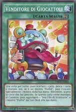 3x Venditore di Giocattoli - Toy Vendor YU-GI-OH! NECH-IT060 Ita COMMON 1 Ed.