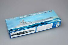 Trumpeter 05751 1/700 French Battleship Richelieu 1946