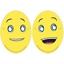 Bananas En Pijamas Fiesta De Cumpleaños - 8 Tarjetas De Máscaras-Envío Gratis En Reino Unido