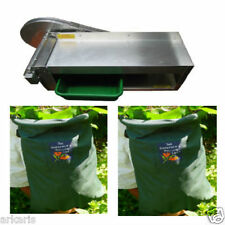 Quality Metal Taylor Bean/Pea Shelling Machine  + TWO Pea Picking/Sheller Bags