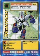 Digimon-Karte - Champion Level - Starmon
