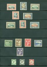 BRITISH GUIANA: Beautiful collection all MOG & VF. Some NH included. SG Cat £613