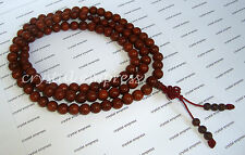 Feng Shui - 10mm Sandalwood 108 Mala Rosary for Meditation