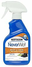 Rust-Oleum 280886 NeverWet 11-Ounce Shoe and Boot Spray, Clear, New