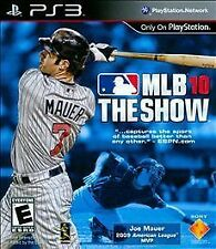 MLB 10 THE SHOW PLAY STATION 3 BRAND NEW STILL SEALED