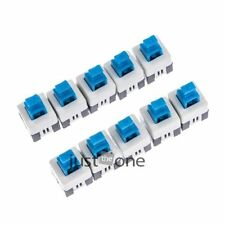 15PCS 6 Pin Square 7mmx7mm New Product DPDT Mini Push Button Self-locking Switch