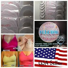 10 pcs Breast Nipple Cover Pasties Bra Sticker + 10 bare lift  Instant Breast