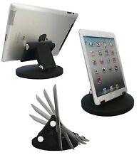 Universal Multi Winkel Klapp- Ständer passend für iPad 2 3 4,Luft 2, Mini 2 3
