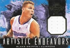 Blake Griffin 2014-15 Panini Court Kings Artistic Endeavors Jersey 209/299 Mint