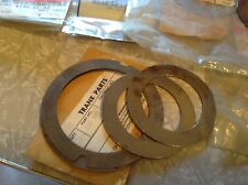 Miscellaneous lot of trane HVAC valve ring parts