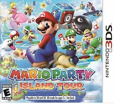 Mario Party: Island Tour  Nintendo 3DS Game
