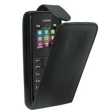 New Black Flip Case Cover For Nokia 130 UK Stock